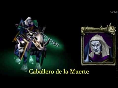 Warcraft 3 Héroes - Muertos vivientes (facción) - Frases Español