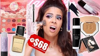 TRYING HOT NEW VIRAL MAKEUP | IS IT WORTH YOUR COIN?