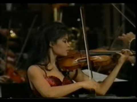 Vanessa Mae - Carmen - Fantaisie De Concert
