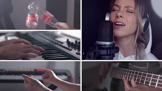 """""""i'm so tired..."""" - Lauv & Troye Sivan (TSP Cover ft. Romy Wave)   Music w/Bottles! 🍾"""