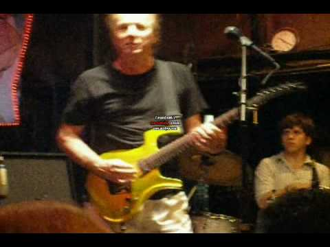 Adrian Belew Power Trio - Beat Box Guitar PT 2 - Skippers, Tampa, 5-30-08