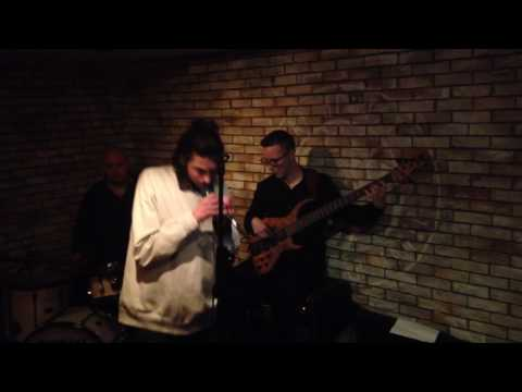 Salvador Sobral Jam Session. Kyiv. Alchemist Bar. 2017