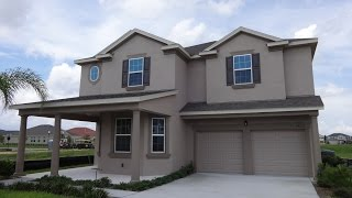 Orchard Hills by Ryland Homes - Delaney Model - Winter Garden New Homes