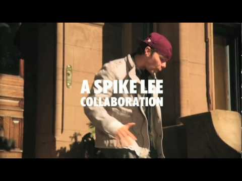 ABSOLUT BROOKLYN trailer featuring Lemon Andersen, directed by Spike Lee
