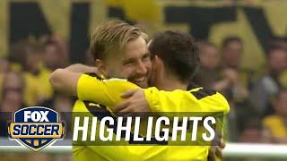 Borussia Dortmund vs. Darmstadt 98 | 2016–17 Bundesliga Highlights