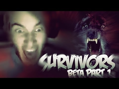 SO MUCH SCREAMING! D: - SURVIVORS: Beta (+Download Link) - (Co-op Horror!) - Par
