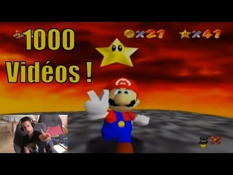1000 Vidéos ! - Super Mario 64 thumbnail