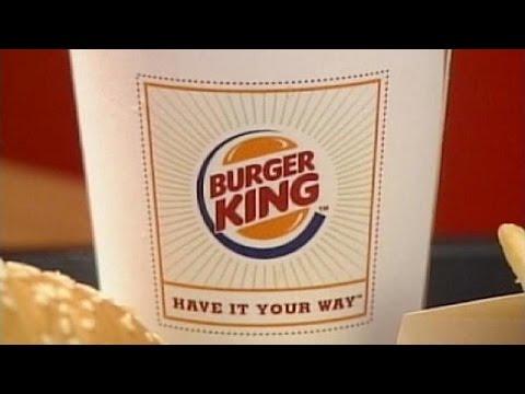 Burger King plant Übernahme - mehr Läden und weniger Steuern als Doppel Whopper - economy