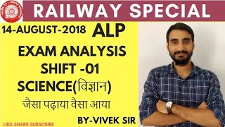 ALP 14 AUGUST 1 ST SHIFT ANALYSIS SCIENCE AND CURRENT AFFAIR