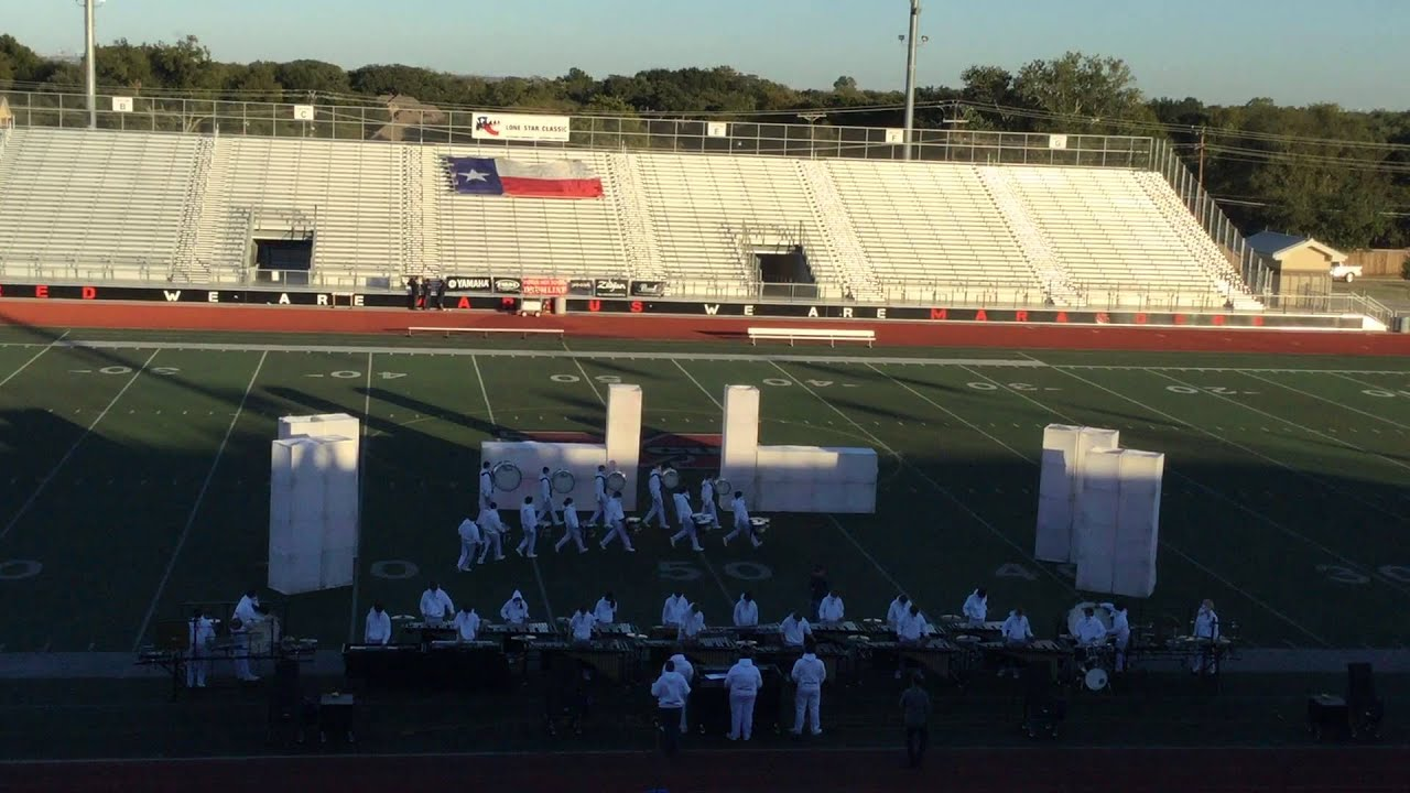 2014 Lone Star Classic Flower Mound High School Drumline Prelims