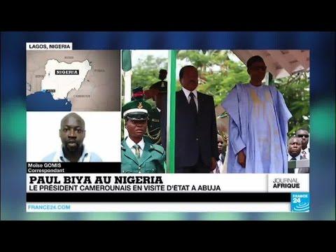 Paul Biya au Nigeria : la lutte contre Boko Haram au cœur des discussions