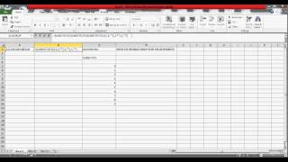Learn Excel -Video 5-Extract Text from a alphanumeric-Subsitute