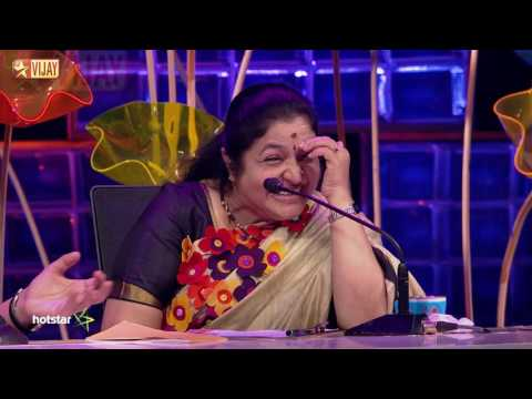 Super Singer Junior - Idho Idho En Pallavi by SPB and Chithra