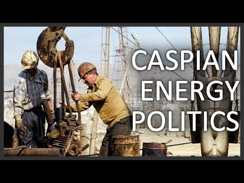 Caspian pipeline politics of Europe, Russia and China
