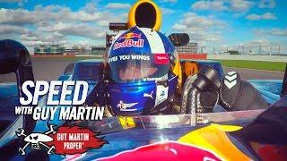 Bike Vs Car ENDGAME  | F1 Special With David Coulthard | Guy Martin Proper