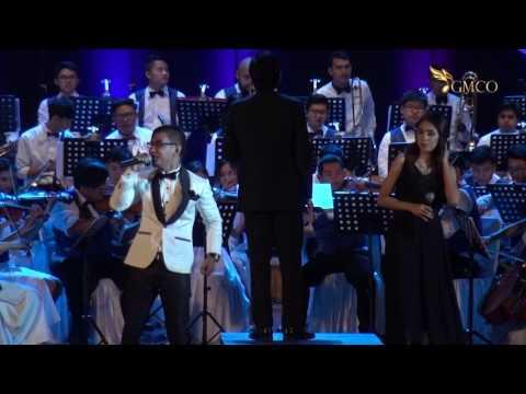 Medley Ada Apa Dengan Cinta - Gadjah Mada Chamber Orchestra (GMCO) Grand Concert Vol.6
