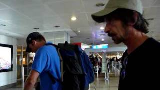 Getting a Visa at IST Airport 090715