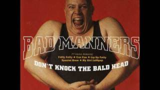 Bad Manners - Don't Knock The Bald Head (Live) part 1