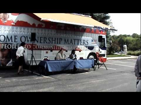 Home Ownership Matters Bus Tour