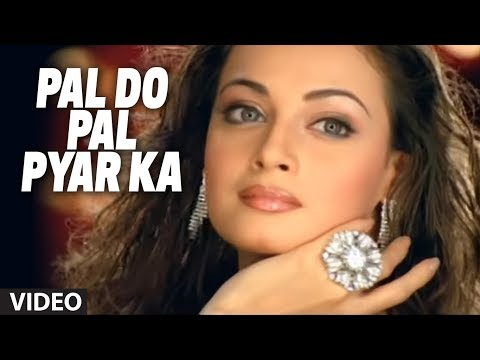 Pal Do Pal Pyar Ka Video Song - Adnan Sami Teri Kasam