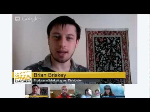 How crowdfunding is changing the film industry, and why it is great for YOU. Google+ Hangout