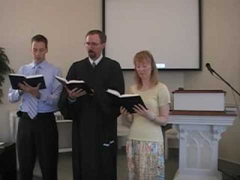 Hymnal - Satisfied With Jesus