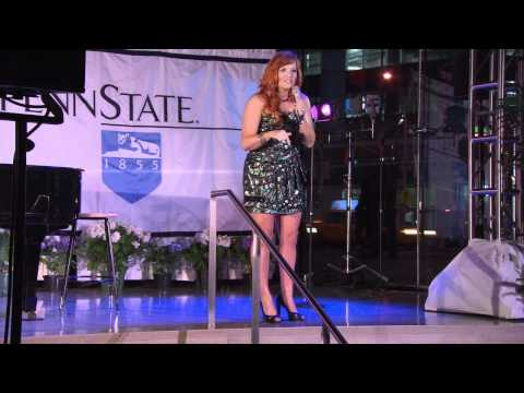 Elizabeth Stone performs Dont Rain On My Parade