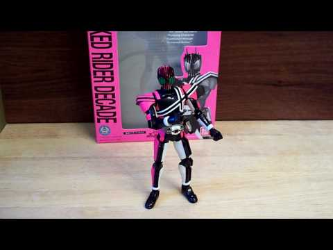 SH Figuarts Kamen Rider Decade Review