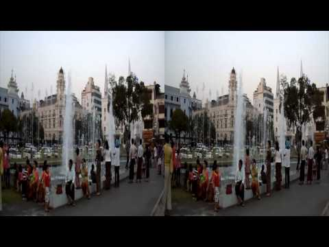 "First Myanmar 3D movie ""Mahar Bandula Park"" (S3D SXS Technology)"