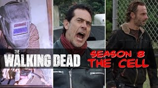 The Walking Dead Season 8 - THE CELL & NEGANS FATE EXPLAINED