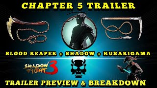 Shadow Fight 3 chapter 5 Trailer preview & breakdown