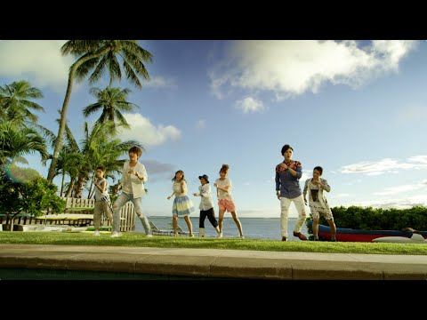AAA  「LOVER」Music Video