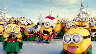 We Wish You A Merry Christmas - Minions Cover