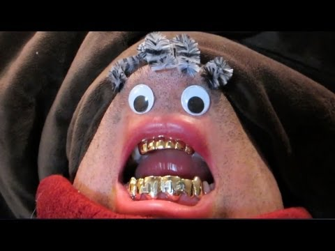CRAZY CHIN MAN RAPPER