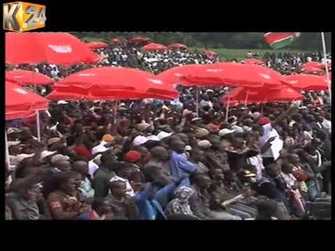 Pres. Kenyatta To Sonko: Kidero Is The Governor, Wait Your Turn