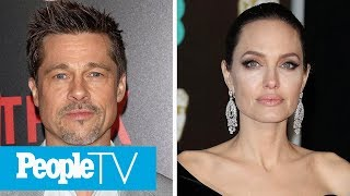 (1.64 MB) What The New Ruling Means In The Brad Pitt And Angelina Jolie Custody Case | PeopleTV Mp3