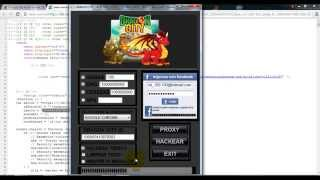 Hack Para Dragon City  Gemas Oro Gemas abril-2014  Funcionando