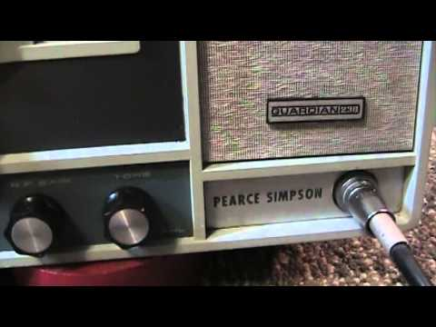 Pearce Simpson Guardian 23B