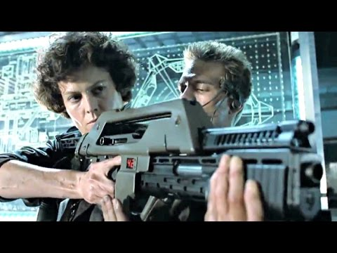 Top 10 Iconic Movie Guns