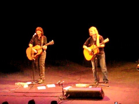 Indigo Girls Galileo Live Video