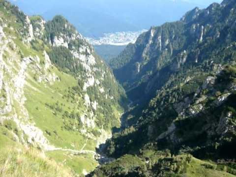 Romania Carpathian Hiking Trip 2010 #3