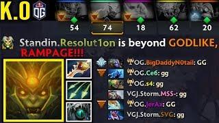 VGJ.Storm vs OG:  Medusa Divine RAMPAGE Get Rekt OG GGWP!