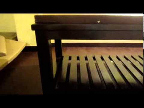 ขายเตียงนวดน้ำมัน เตียงสปา ราคาถูก 6000 บาท Tel.080-588-7444 K.ต้น