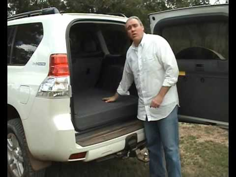 Toyota Land Cruiser  Prado Kakadu - Lexus GX Toyota Land Cruiser LC5 - Rob Fraser Reviews