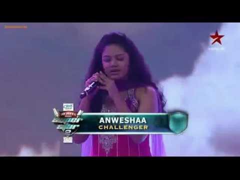 Nainoo main badra chahayay - Anwesha in JJWS2
