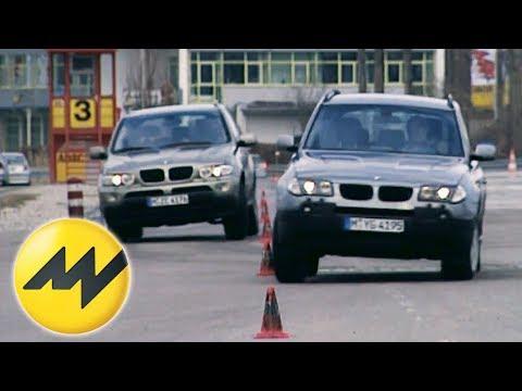 Vergleich BMW X3 3.0d vs. BMW X5 3.0d: Die SUVs aus dem Hause BMW im Bruderkampf