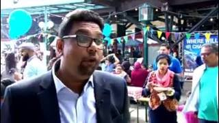 Al Jazeera News Report on London Halal Food Festival