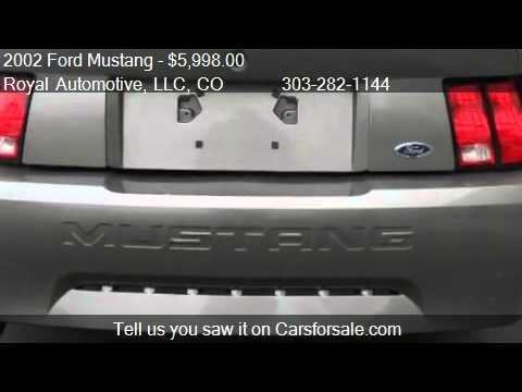 2002 Ford Mustang Coupe - for sale in Englewood, CO 80113