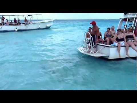 Sandbar at the Stingray City, Grand Cayman (September 27, 2012)