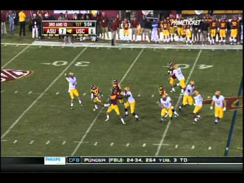 USC DE #8 Nick Perry Highlights 2010